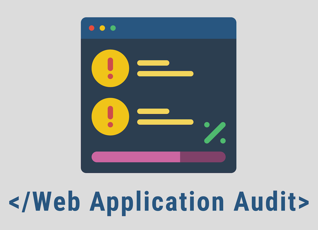 Web Application Audit